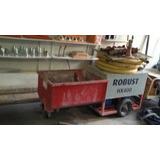 Maquina De Projetar Reboco Robust Hx 400