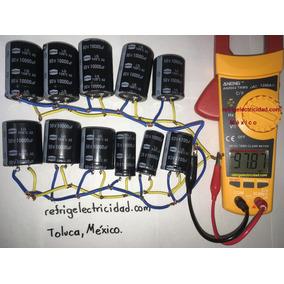 Amperimetro 1200 Amp C. D. Multimetro P/ Banco D Capacitores