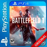 Battlefield 1 Ps4 :: Digital :: Juego Ps4 Entregas Rapidas