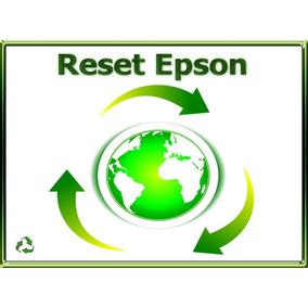 Reset Epson L200 L210 L800 Fim Da Vida Útil Das Almofadas