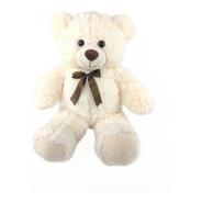 Urso De Pelúcia 45cm Creme