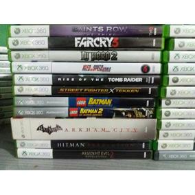 Promoção Jogos Originais Xbox 360