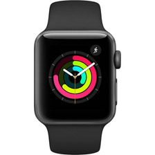 Apple Watch S3 Series 3 42mm Gps Prova D'água - Original