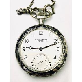 e569b53712a Relogio Omega Ferradura Geneve - Relógios De Bolso no Mercado Livre ...