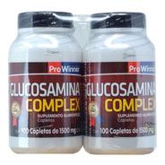 (duo Pack) Glucosamina Complex (200 Caps) Prowinner