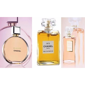 Chanel 5 Coco Mademoiselle Chance