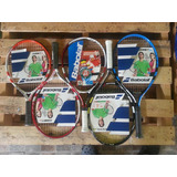 Oferta Raquetas De Tenis 19,21,23babolat, Head Y Prince