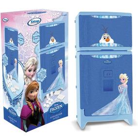 Refrigerador Duplex Frozen Disney Xalingo