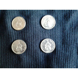 Monedas Hondureñas De50 Centavos Coleccionable Año 2005 2007