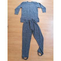 Conjunto Agasalho Calça+blusa De Frio #42