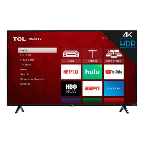 """Smart TV TCL Series S4 50S425 LED 4K 50"""" 100V-120V"""