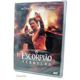 O Escorpião Vermelho 2 - Ação - Dvd Novo Original Lacrado