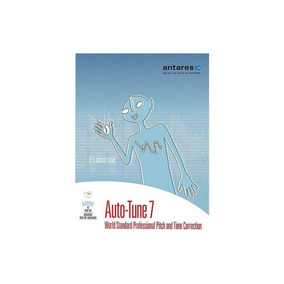 Antares - Auto-tune 7 Software Tdm
