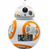 Bulb Botz Star Wars Bb-8 Despertador Clock Mesa 19 Diego Vez