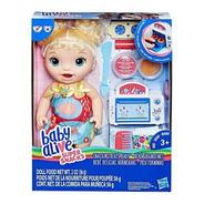 Boneca Baby Alive Forninho E1947 Hasbro
