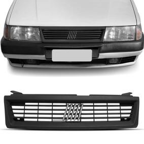 Grade Dianteira Fiat Tempra 96 97 Preta Radiador Central