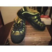 Zapatos De Seguridad Punta De Hierro Stardar