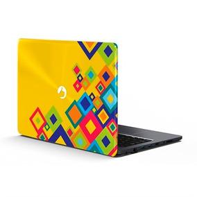 Notebook Positivo Stilo Xc3550 + Capa Squares