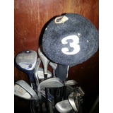 Set Palos De Golf Wilson + Bolso