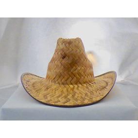 25 Sombreros De Palma Estilo Rodeo Económico