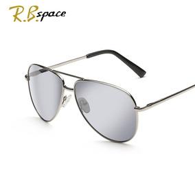 Óculos De Sol Polarizad Aviador Uv400 Importado