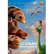Poster Original Cine Un Gran Dinosaurio
