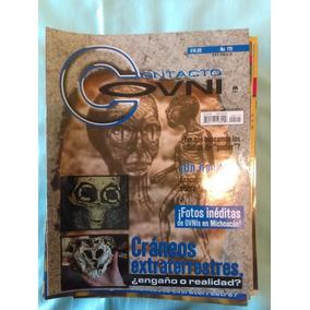 Revista Contacto Ovni Craneos Extraterrestres