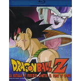 Dragon Ball Z Batalla Freezer Contra Padre De Goku Blu-ray