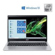 Notebook Acer Ci3-1005g1 4gb 1tb 15` Bt W10 A515-55-552k