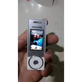 Celular Antigo Samsung X836 10 (ler Anúncio)