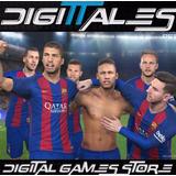 Pes 18 Ps4 Digital Pro Evolution Soccer 2018 Ps4 Digittales