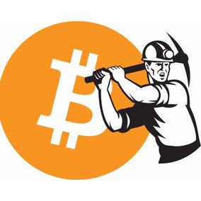 Curso Minerando R$ 200,00/semana Em Bitcoin