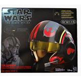 Star Wars Hasbro Casco Electrónico Poe Dameron