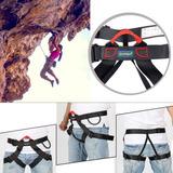 Al Aire Libre Resistente Arnés Medio Cuerpo Cinturones De...