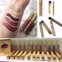 24 Labiales Tipo Kylie Jenner Edicion Birthday Cosmeticos