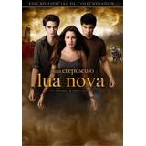 Dvd Lua Nova - A Saga Crepúsculo (duplo Capa C/luva)