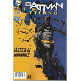 Batman Eterno 16 Novos 52 - Panini - Bonellihq Cx95 E18