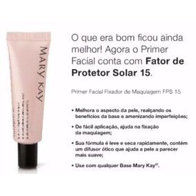 Primer Facial Fixador De Maquiagem Fps15+base Matte Mary Kay