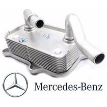 Radiador Resfriador Oleo Motor Mercedes Clk Cls Cl Slk Sl Ml