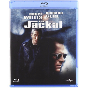 Blu-ray O Chacal - Dublado - Bruce Willis - Richard Gere