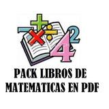 Coleccion D Matematicas En Pdf:algebra,calculo,geometria $98