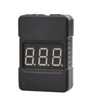 Medidor De Bateria Lipo 1/8s Com Alarme Frete 9,99 Capa