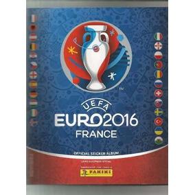 Figurinhas Avulsas Euro2016 Eurocopa (pac Com 4 Fig)