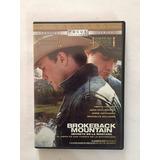 Dvd Brokeback Mountain Secreto En La Montaña Ledger Gyllenha