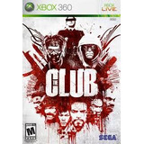 The Club ( Tipo Gta ) Xbox 360 Original Ciber Lunes Off !!!