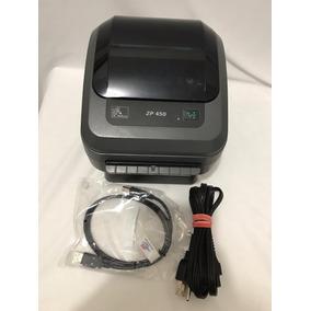 Impresora Termica Zebra Mercado Envios Zp 450 Dhl Fedex