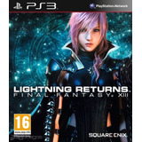 Final Fantasy Xiii Lightning Returns: Ps3 Digital Subespañol