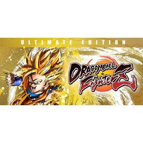 Dragon Ball Fighter Z - Ultimate Edition Steam Original