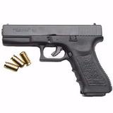 Pistola Fogueo Bruni Gap (glock) 9mm + 50 Municiones