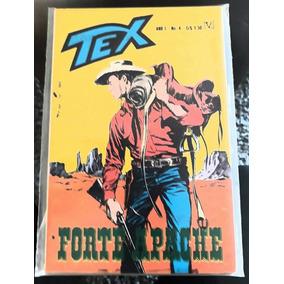 Tex N° 04 Forte Apache 1° Ed. Excelente Original